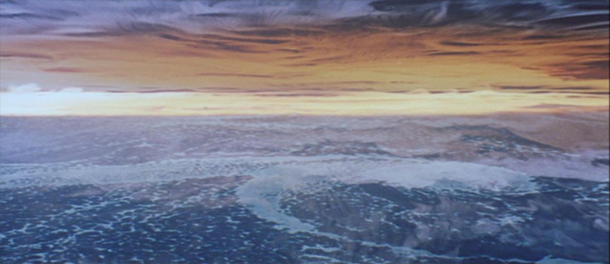 Tarkovsky's Solaris.